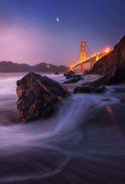 El puente dorado